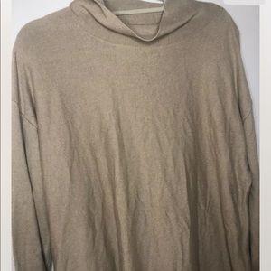 Soft Surroundings Cream Women's sweater 1x